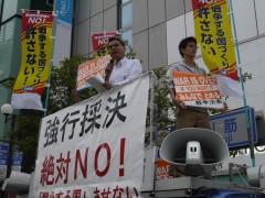 20150916 県政の会 大丸前 (6)